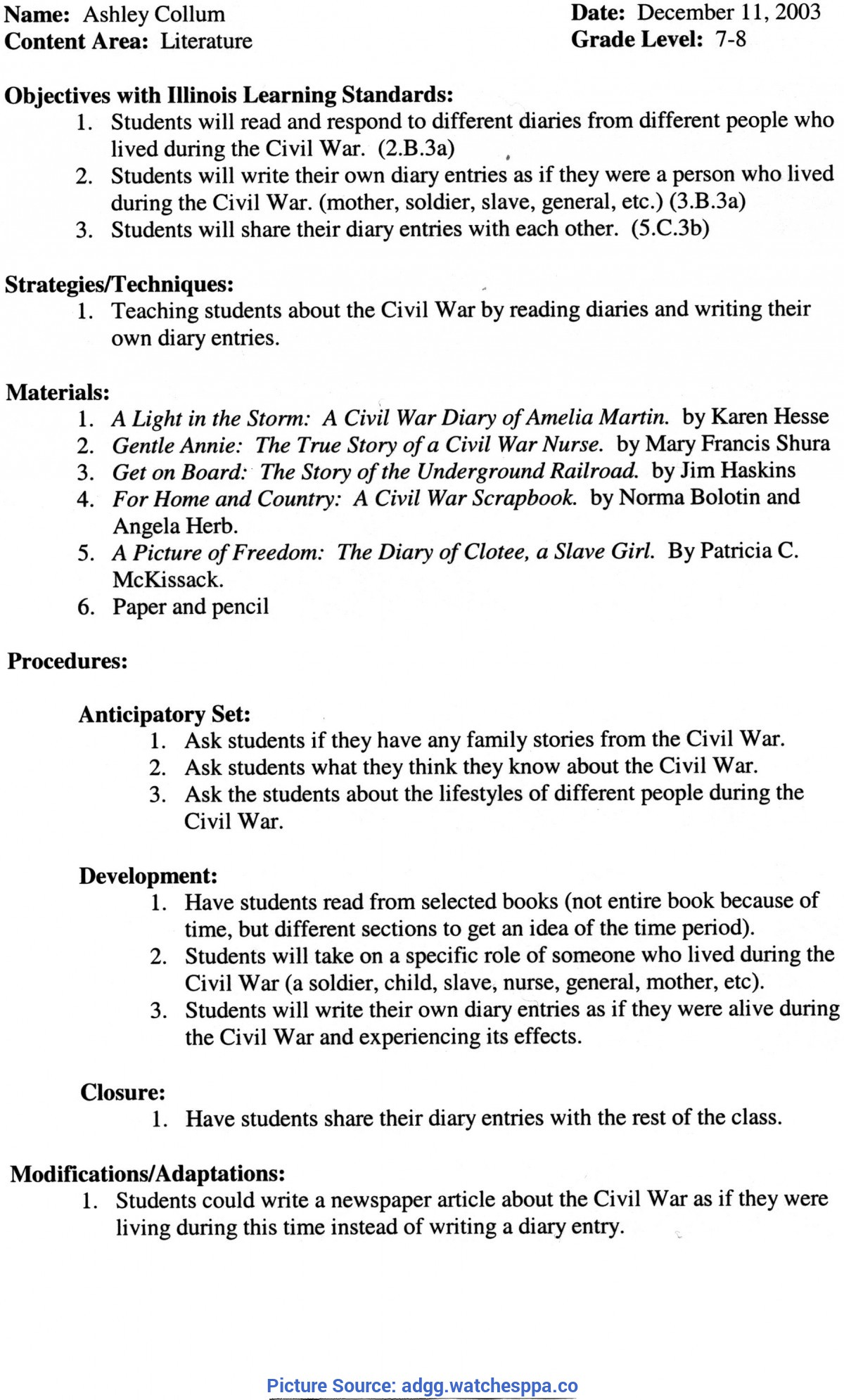Typical 5e Lesson Plan English What Is The 5e Model Of