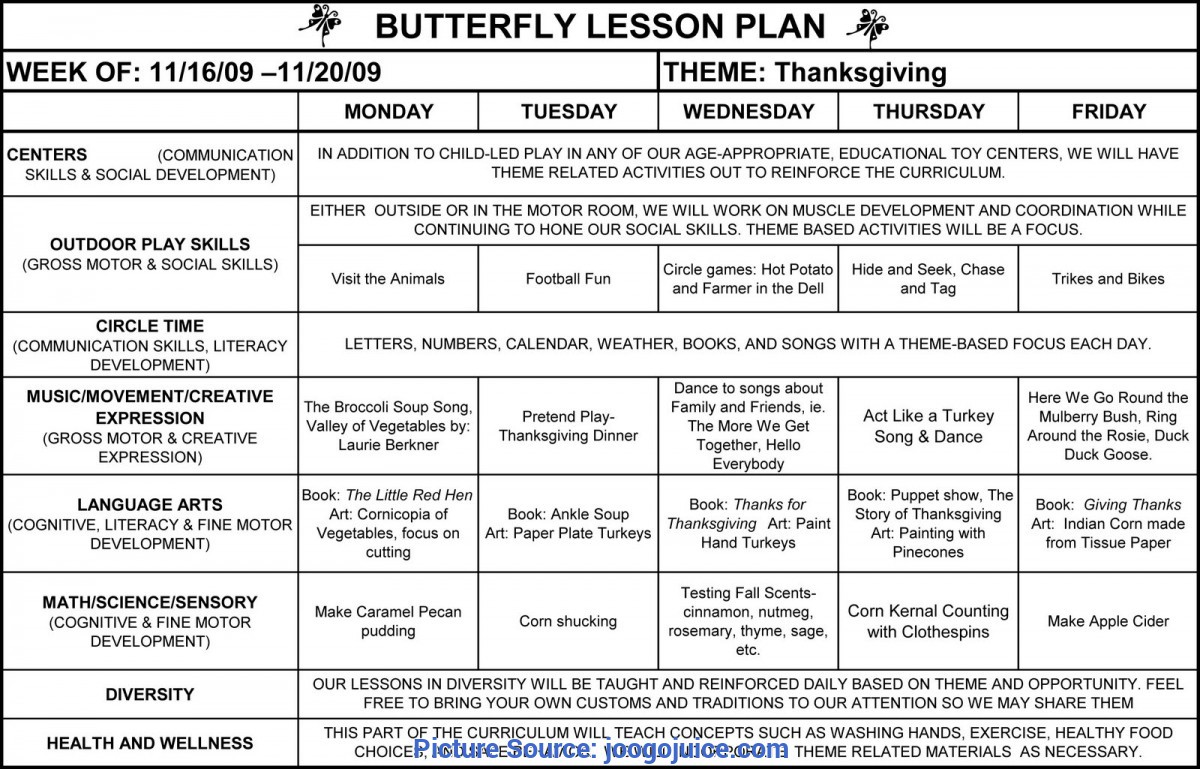 Excellent Butterfly Lesson Plans 3 Year Old Lesson Plan