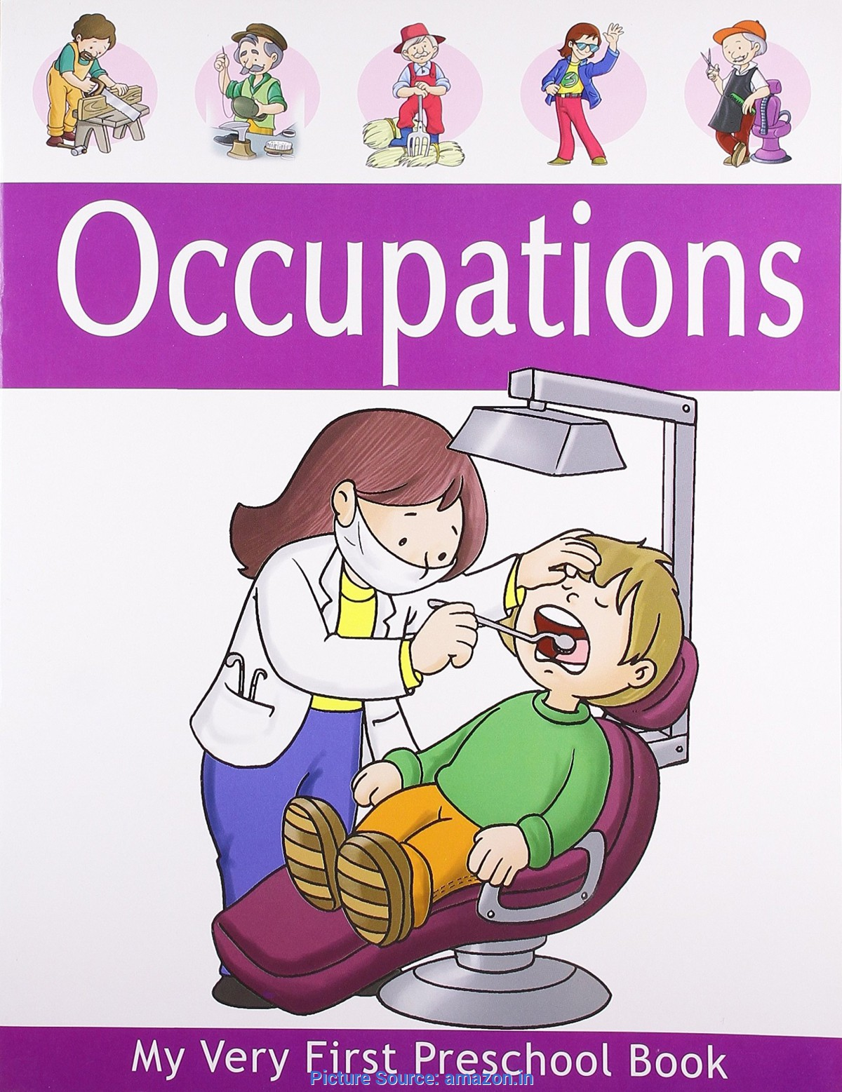 Occupation Worksheet For First Grade