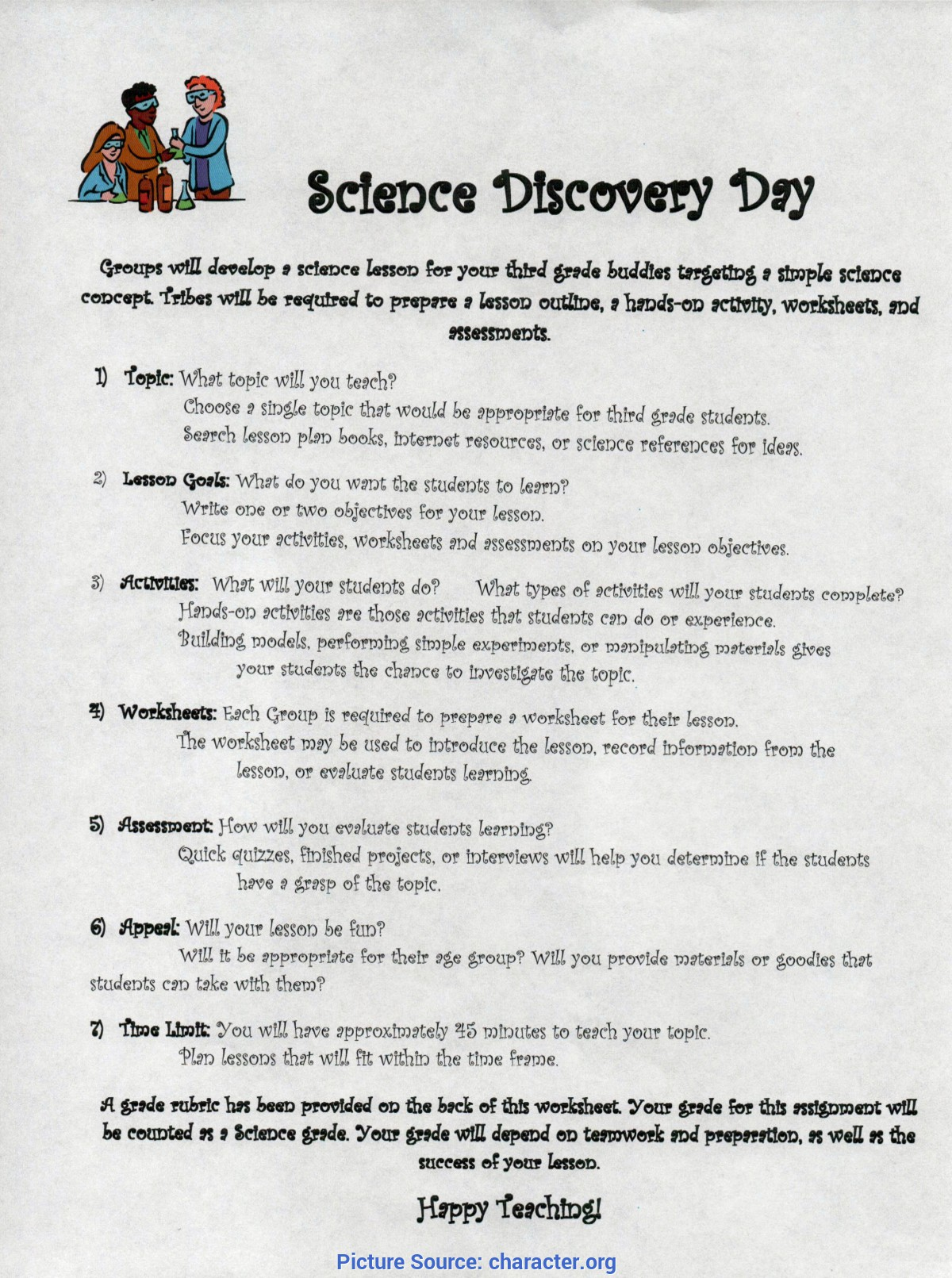 Useful 5th Grade Life Science Lesson Plans This Free