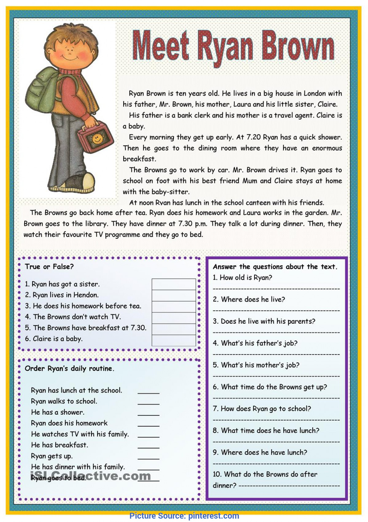 Trending Community Helpers Cut And Paste Worksheet