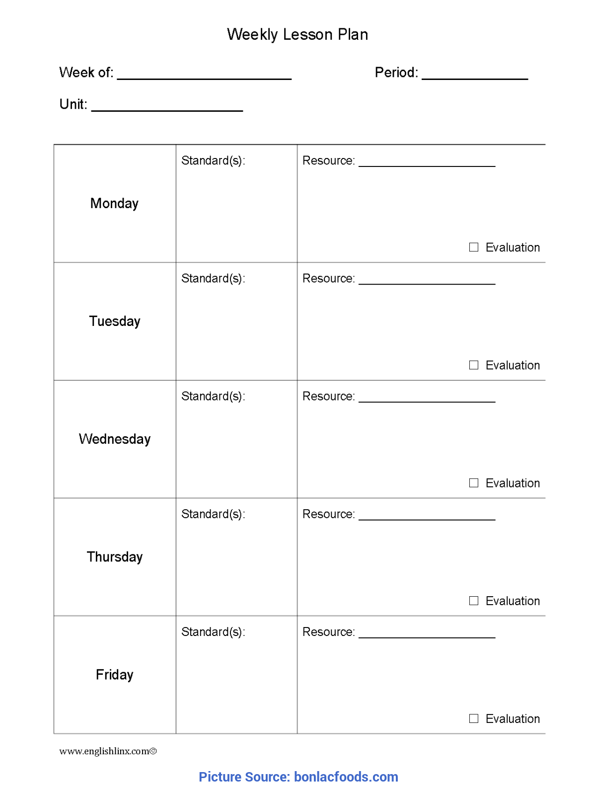 Newest 8th Grade English Lesson Plans Free Worksheets For