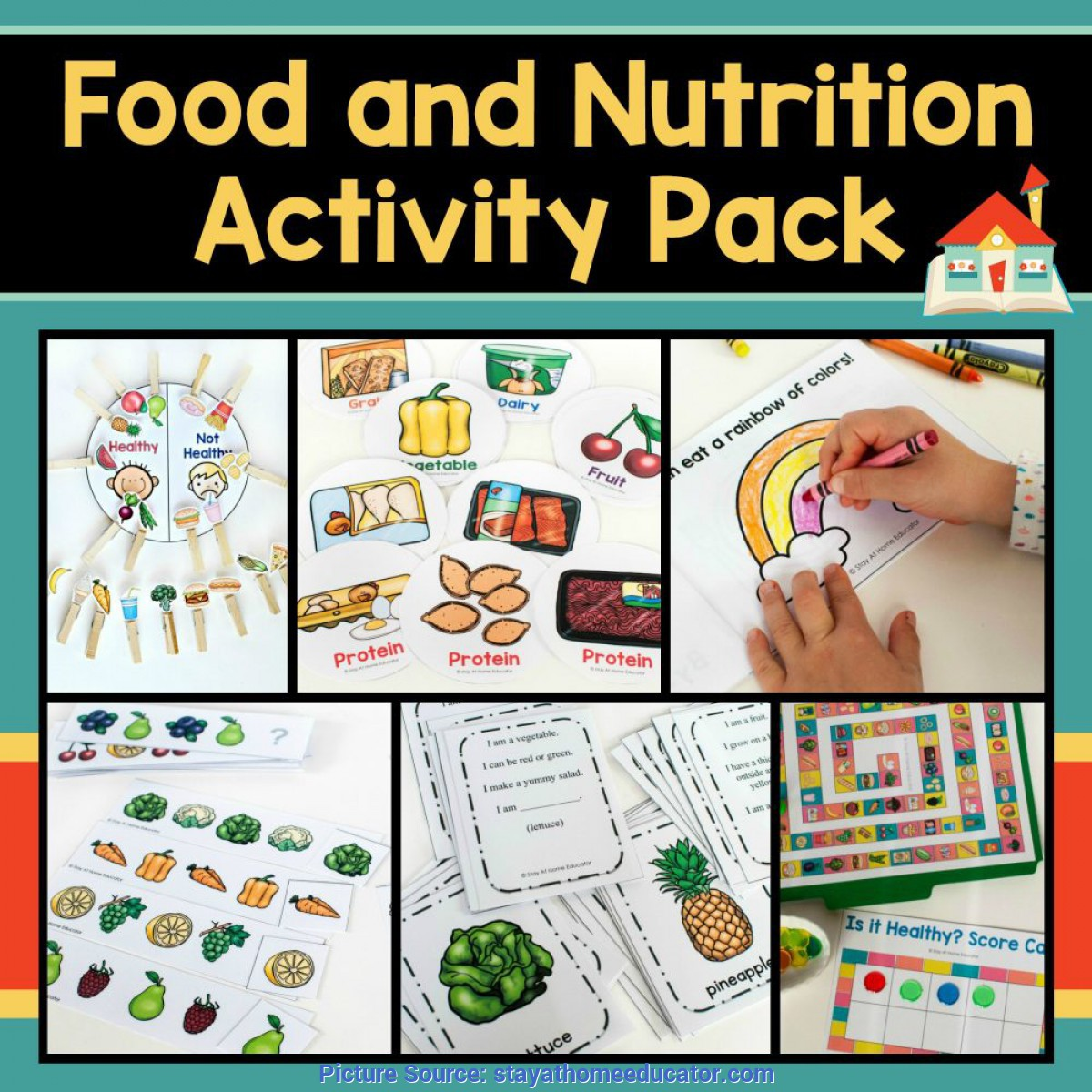 Top Pre K Lesson Plans Nutrition How To Teach Healthy