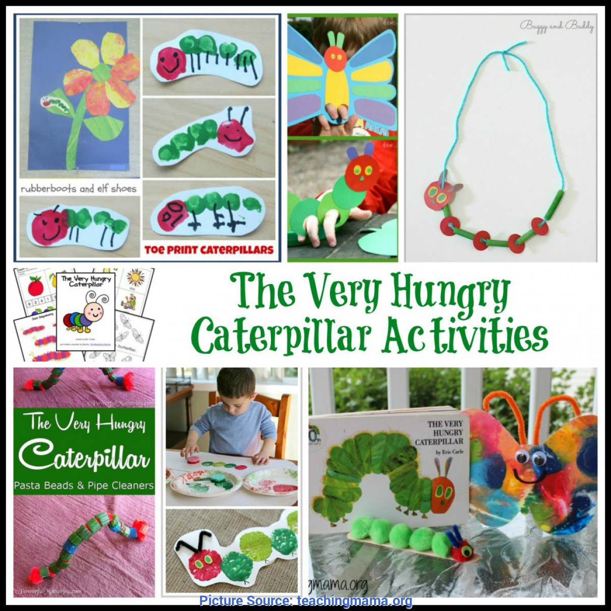 Unusual Kindergarten Lesson Plans Very Hungry Caterpillar