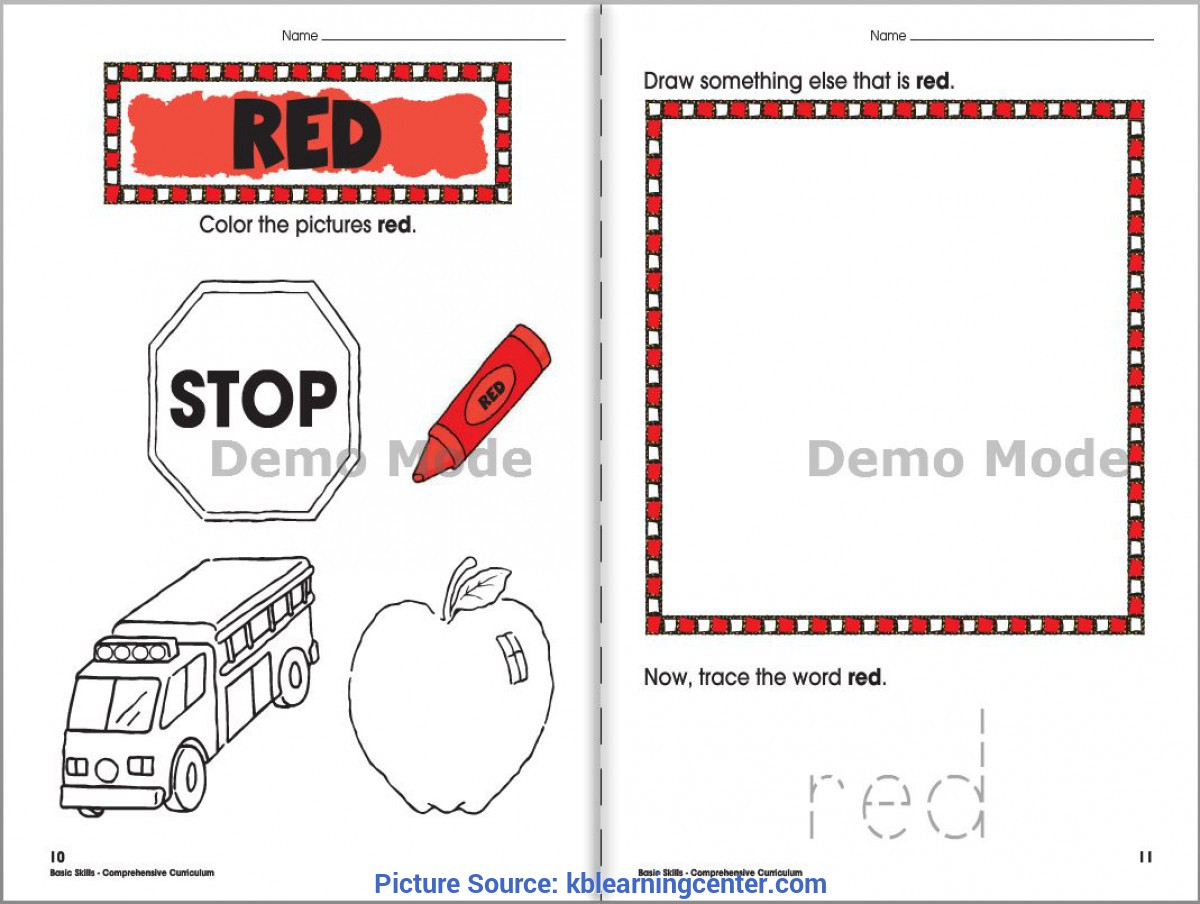 Simple Kindergarten Lesson Plans Recycling Talking About