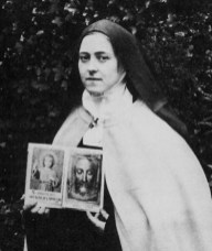 St Therese of Lisieux of the Holy Face