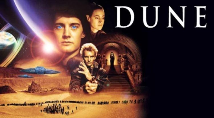 Adaptação de Duna (1984) de David Lynch