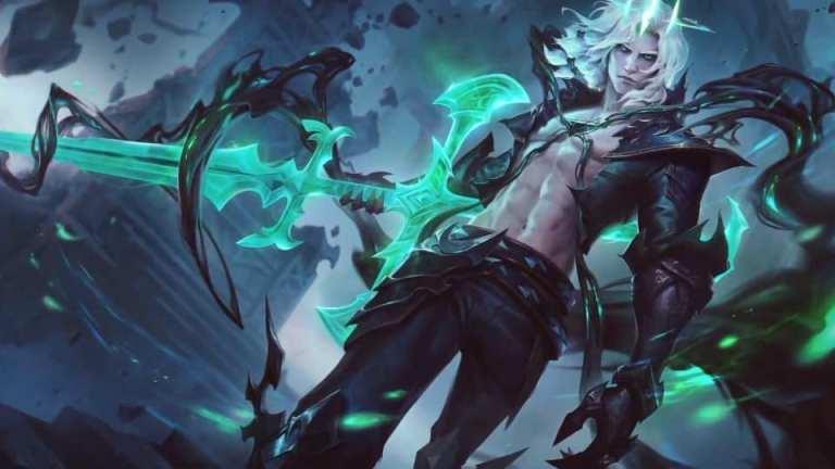 O Rei Destruído, League Of Legends