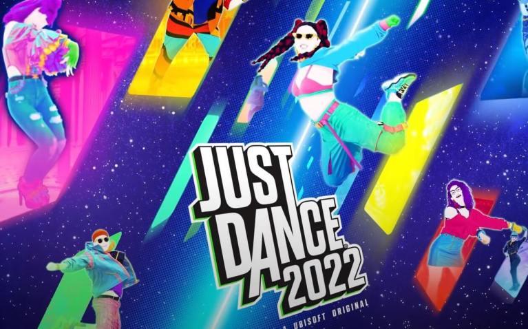 Capa do jogo Just Dance 2022 da Ubisoft, que teve seu anúncio para Switch no Nintendo Direct - Otageek