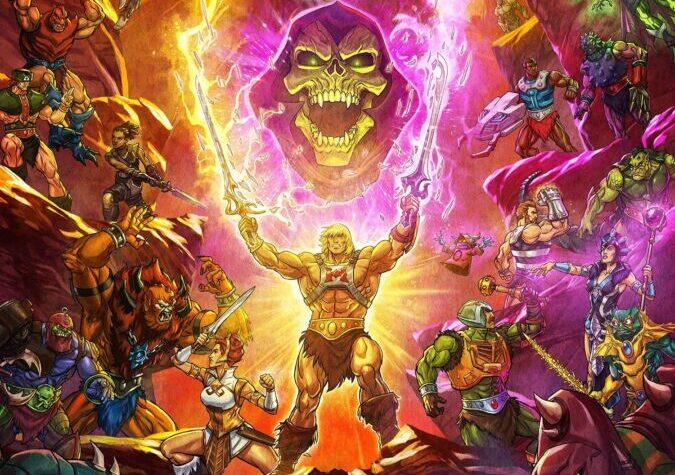 Poster Crítica | Mestres do Universo: Salvando Eternia - Otageek