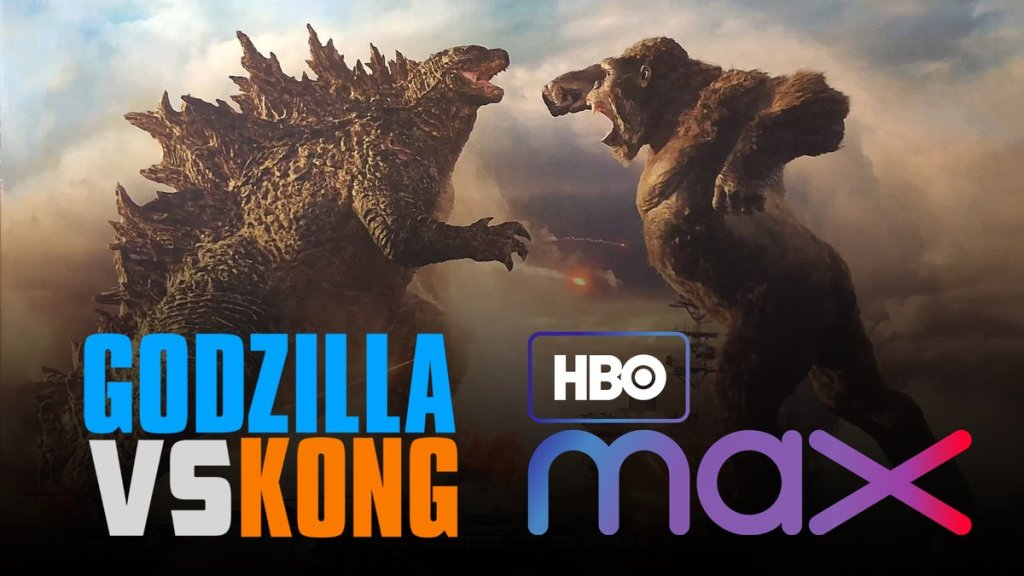 capa de Godzilla vs Kong