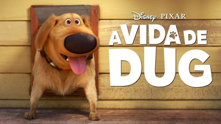 A Vida de Dug Disney+