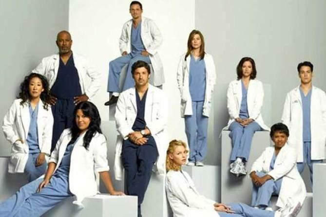Pôster de Grey's Anatomy  - 20 séries disponíveis no Star+ que te farão assinar a plataforma - Otageek