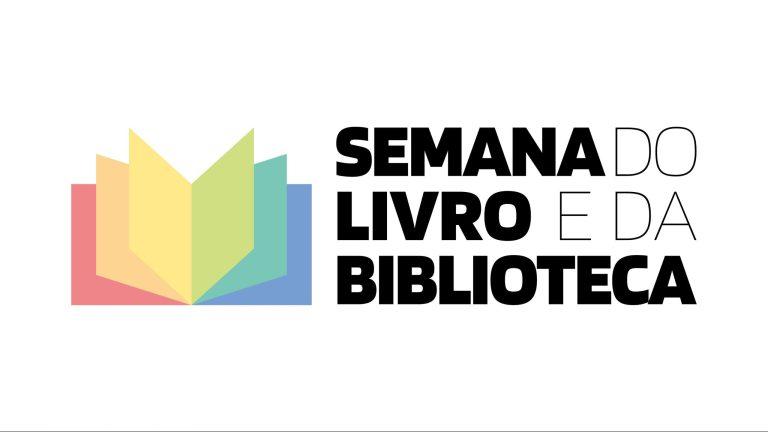 Logo da Semana do Livro e da Biblioteca