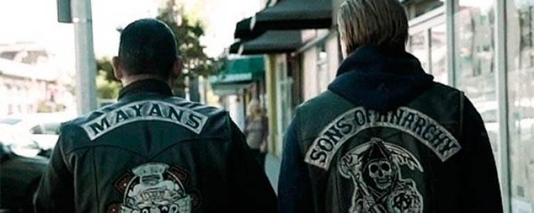 Mayans e Sons of Anarchy