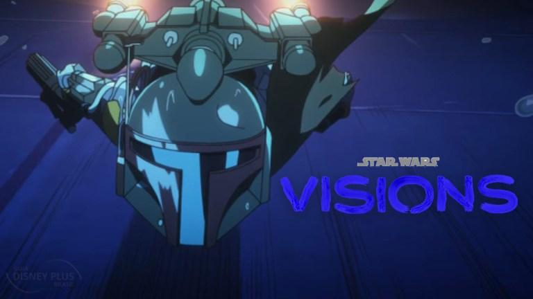 Star Wars Visions-Boba Fett Otageek
