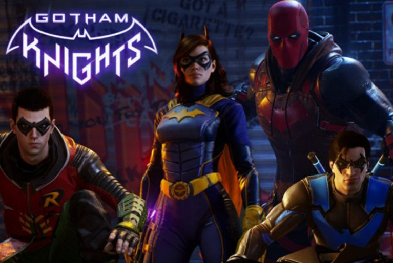 Corte das Corujas Gotham Knights