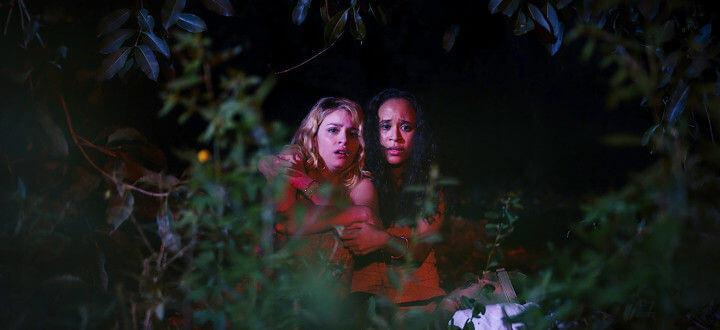 Apresentado no Cabíria Festival, imagem de Medusa destaca duas meninas no meio de um matagal