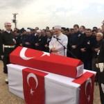 Afrin Şehidi Halis Koca Son Yolculuğuna Uğurlandı