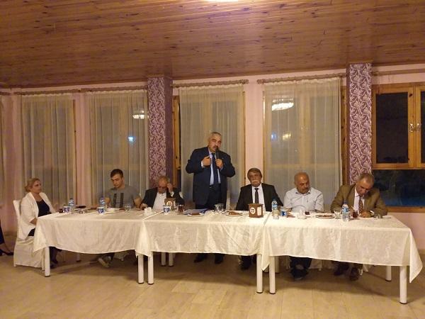 ÖZTÜRK, 'MHP'DE HUZUR BULAMADIM' DEDİ