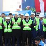 Kozan Belediyesi tarafından Sosyal Yaşam Merkezinin temel atma töreni