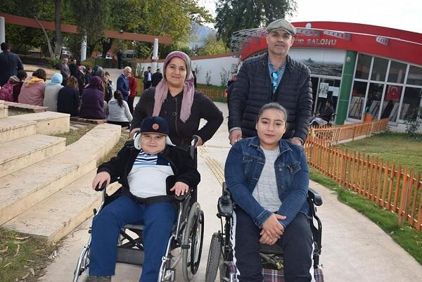 KOZAN'DA 3 ARALIK DÜNYA ENGELLİLER GÜNÜ ETKİNLİĞİ
