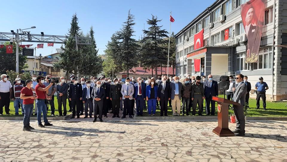SAİMBEYLİ'NİN KURTULUŞUNUN 100. YILI KUTLAMA TORENİ YAPILDI