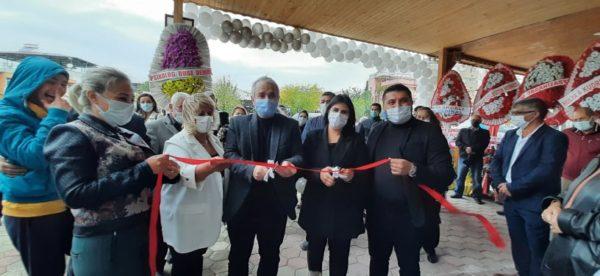 KOZAN'DA FİZYOTERAPİ DANIŞMA MERKEZİ AÇILDI