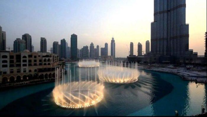 Топ-6 самых красивых фонтанов в мире