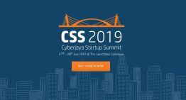 Cyberjaya Startup Summit 2019