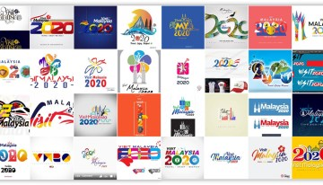 Komuniti Grafik Malaya Tawarkan 30 Logo Alternatif untuk Visit Malaysia 2020