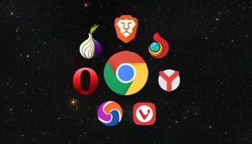 7 Pelayar Web Alternatif Kepada Google Chrome