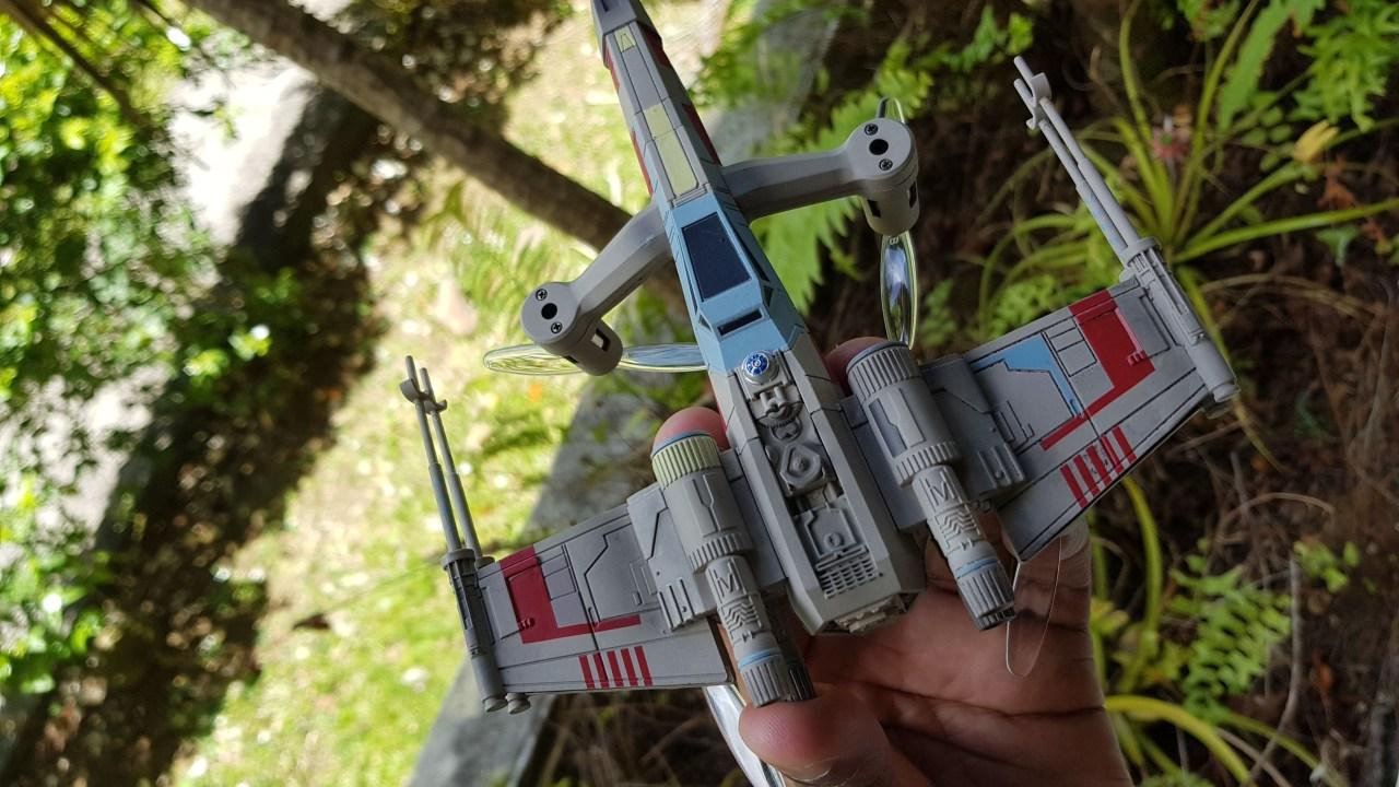 Le drone Propel Star Wars (X-Wing)