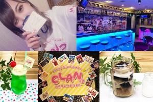 吉祥寺アニメカフェ&バー CLAN×2(吉祥寺)