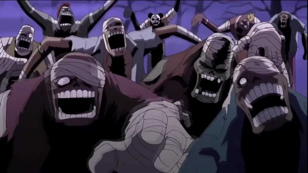 One Piece Season 10 Zombies