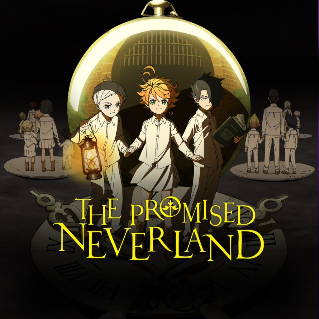 The Promised Neverland Title
