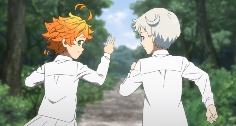 The Promised Neverland Episode 4 Emma Norman