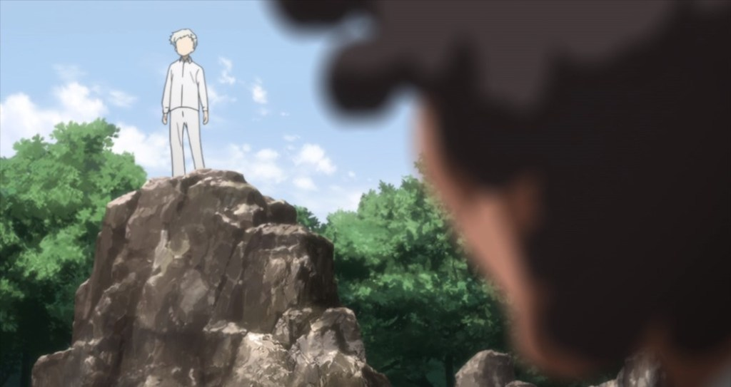 The Promised Neverland Episode 3 - Norman and Sister Krone