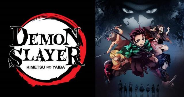 Demon Slayer: Kimetsu no Yaiba Title