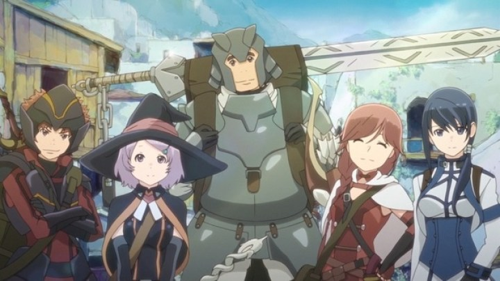 Grimgar Ashes And Illusions Group