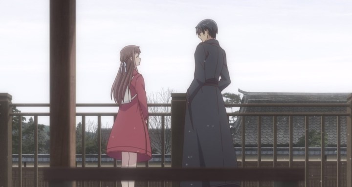 Fruits Basket Episode 7 Tohru Hatori