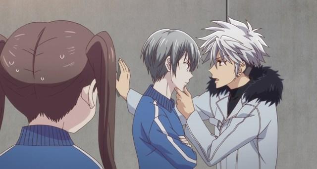 Fruits Basket Episode 9 Tohru Yuki Dark Haru
