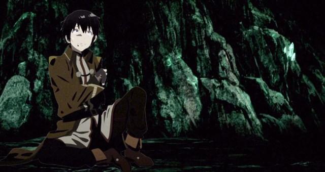 Arifureta From Commonplace to World's Strongest Episode 1 Scared Hajime