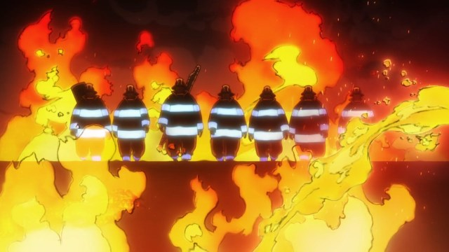 Fire Force Episode 1 Special Fire Force