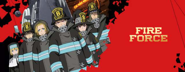 Fire Force Title
