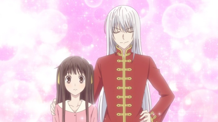 Fruits Basket Episode 15 Ayame Surprises Tohru