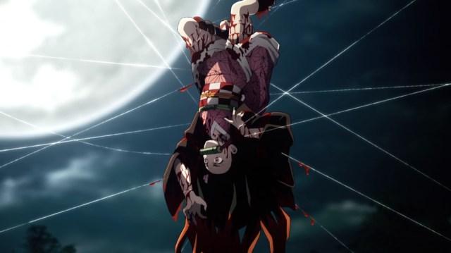 Demon Slayer Kimetsu No Yaiba Episode 19 Nezuko Captured