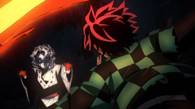 Demon Slayer Kimetsu No Yaiba Episode 19 Tanjiro Closes In On Rui