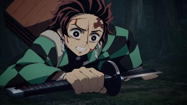 Demon Slayer Kimetsu No Yaiba Episode 19 Tanjiro Survived