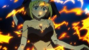 Fire Force Episode 5 Princess Hibana Burns Iris Habit